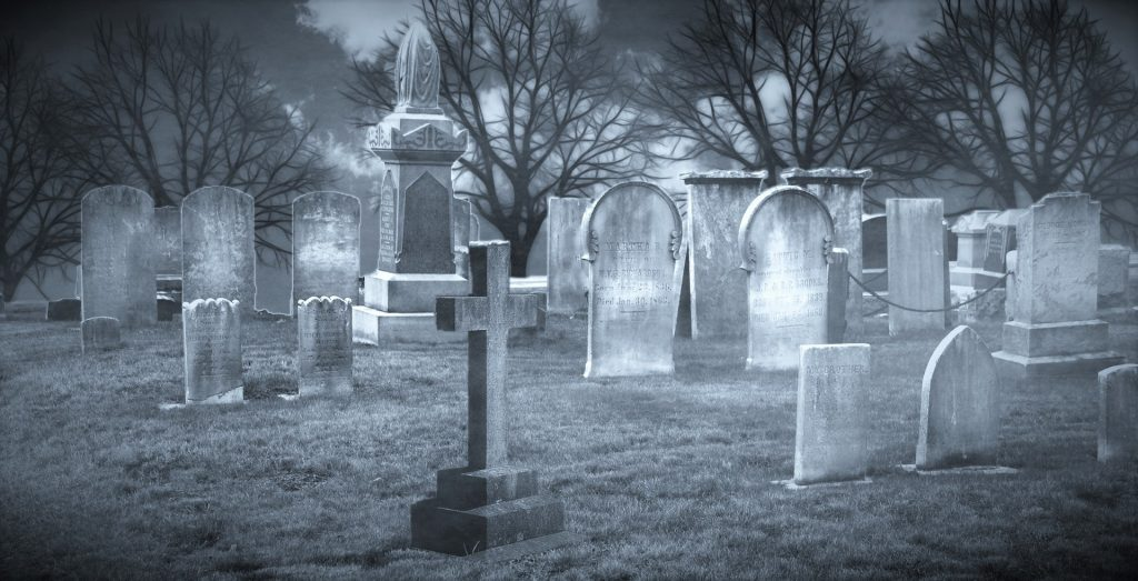 Cemetery Image by kalhh from Pixabay